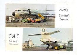 FLUGHAFEN / Airport - Düsseldorf - Lohausen SAS CARAVELLE - Aerodrome
