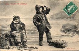 BERGERET - Nos Petits Pecheurs     (111523) - Bergeret