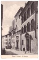 SIENA - Chiesa Di S. Caterina  (carte Animée) - Siena