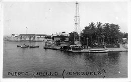 ¤¤  -  VENEZUELA   -  Carte-Photo De PUERTO CABELLO   -   ¤¤ - Venezuela