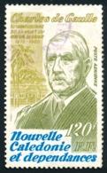 NOUV.-CALEDONIE 1980 - Yv. PA 208 Obl.   Cote= 5,10 EUR - Mort Du Général Charles De Gaulle  ..Réf.NCE24496 - Luchtpost