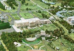 ETHIOPIA AERIAL JUBILEE PALACE ADDIS ABABA CARTE PHOTO - Ethiopie