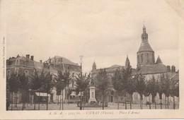 CPA - France - (86) Vienne - Civray - Place D'Armes - Civray