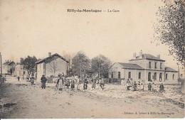 Rilly La Montagne La Gare - Rilly-la-Montagne