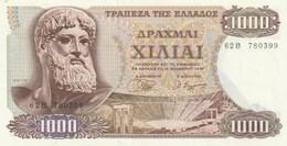 Billet De 1000 01/11/1970 - Greece