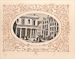 Vues De Spa En 1863 - Prints & Engravings