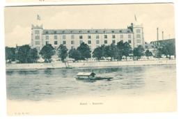 Basel - Kaserne P.R.B. 692 Um 1908 - BS Bâle-Ville