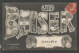 60 - Oise - Chiry - Un Baiser De Chiry - Capaumont Editeur Lassigny - Unclassified
