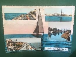 Cartolina Saluti Da Bellaria - 1930 - Rimini