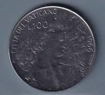VATICANO VATIKAN VATICAN  1966 PAOLOVI 100 Lire - Vaticano