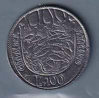 VATICANO VATIKAN VATICAN  1975 PAOLOVI 100 Lire - Vaticano