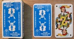 JEU DE 78 CARTES TAROT AVEC ETUI ECLAIREURS NEUTRES DE FRANCE UN STYLE DES AVENTURES UNE VIE CARTA MUNDI AVEC REGLE DU J - Cartes à Jouer Classiques