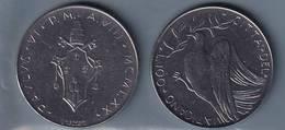 VATICANO VATIKAN VATICAN  1970 PAOLOVI 100 Lire - Vaticano