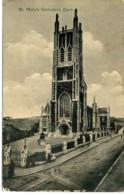 IRELAND - CORK - ST MARY'S CATHEDRAL - 1908  I-539 - Cork