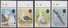 Falkland Islands 1990 Black Browed Albatross 4v (+margin) ** Mnh (41764) - Falklandeilanden