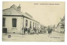 CPA 21 DIJON CANTINE DE LA CASERNE DUFOUR - Dijon
