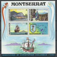MONTSERRAT YVERT  H/B 33    MNH  ** - Montserrat