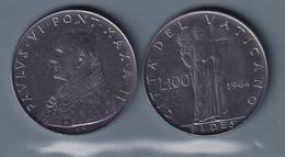 VATICANO VATIKAN VATICAN  1964  PAOLOVI 100 LIRE - Vaticano