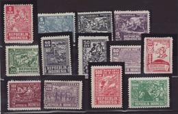1946. Republic Of Indonesia - Yava Revolution Series - Indonesien
