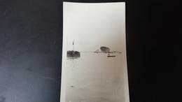 """Photographie De 7x11,5 Cm """"Le Normandie """"   1932 - Bateaux"""