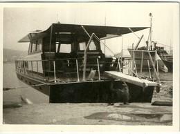 """2358 """"NATANTE DA DIPORTO - SETTEMBRE 1963"""" FOTO ORIGINALE - Barche"""