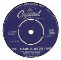 """Frank Sinatra  """"  You'll Always Be The One I Love  """" - Vinyles"""