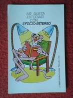 SPAIN 1989 CROMO OLD COLLECTIBLE CARD PEGATINA ADHESIVO STICKER LA PANTERA ROSA THE PINK PANTHER ASTON UNITED ARTISTS VE - Sin Clasificación