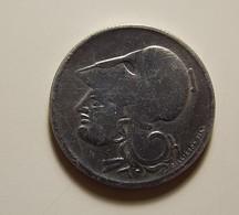 Greece 50 Lepta 1926 Varnished - Grèce