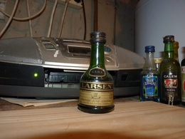 Mignonettes Grande Fine De Cognac Larsen - Mignonnettes