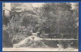 EPINAL    Deversoir De L'Etang De Chantraine     écrite En 1903 - Epinal