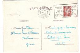 13449 - NOTRE EMPIRE... - Poststempel (Briefe)