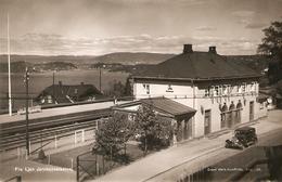 Noorwegen : Fra Ljan Jernbanestasjon - Norvegia