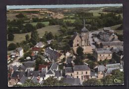 CPSM 72 - BEAUMONT-sur-DEME - Vue Générale Aérienne - TB PLAN D'ensemble Du Village Et Jolie Vue De L'intérieur - Andere Gemeenten