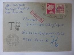 Busta Viaggiata Timbro Poste Svizzere - Covers & Documents