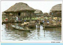 Bénin : Ganvie Village Lacustre - Benin