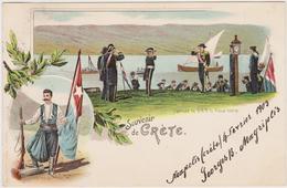 SOUVENIR DE CRETE - Grecia