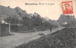 ¤¤  -  BELGIQUE  -  CELLES   -  MOLEMBAIX   -  Route De La Gare   -   ¤¤ - Celles