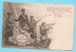 88 Vosges : Epinal Militaria 149è Régiment D' Infanterie     Réf 5632 - Epinal