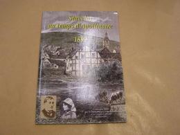 STAVELOT AU TEMPS D' APOLLINAIRE 1899 Régionalisme Liège Commerce Usine Rue Brasserie Loxhet Manufacture Tabac - Cultural