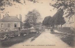 Vailly Le Boulevard La Gendarmerie - Autres Communes