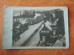 Dadizeele  - Dadizele Flandern 1918  Photokaart       ( 2scans ) - Moorslede
