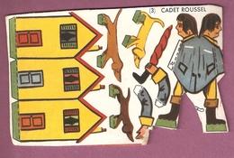 Découpage Cadet Roussel (3) - Banania? - Publicités