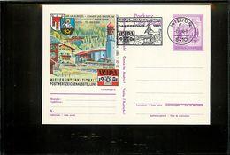 AUSTRIA - Cartolina Intero Postale - Postkarte - Ganzsachen - WIEN HOFBURG - WIPA 1981  -   WILDON - Ganzsachen