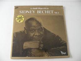 Sidney Bechet 1949 à 1957 - (Titres Sur Photos) - Vinyle 33 T LP Double Album - Jazz