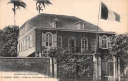 Guadeloupe - Basse Terre / 468 - Hôtel Du Procureur Général - Basse Terre
