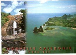 Nouvelle Calédonie : Cascade De Bâ Et Poule Couveuse De Hienghène - Nouvelle-Calédonie