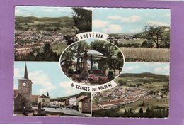 88 SOUVENIR DE GRANGES SUR VOLOGNE Multivues Le Centre Le Kiosque - Granges Sur Vologne
