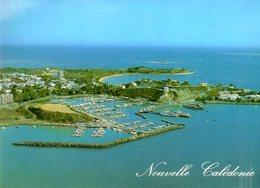 Nouvelle Calédonie : Nouméa Pointe Chaleix Et Le Yacht Club - Nouvelle-Calédonie