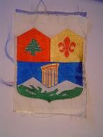 ECUSSON - INSIGNE TISSU Ancien : SCOUT / LIBAN - Scoutisme