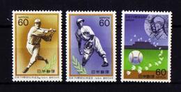 Japón 1510/2** Nuevo - 1926-89 Kaiser Hirohito (Showa Era)